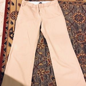 Gap dress up or casual stretch flare size 6 pants